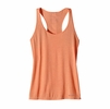 Patagonia Womens Nine Trails Tank Peach Sherbet