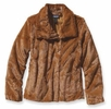 Patagonia Womens Pelage Fleece Jacket Bear Brown