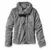 Patagonia Womens Pelage Fleece Jacket Feather Grey