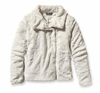Patagonia Womens Pelage Fleece Jacket Raw Linen