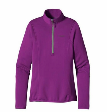 Patagonia Womens Piton Pullover Ikat Purple (Autumn 2013)