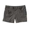 "Patagonia Womens Quandary Shorts 5"" Forge Grey"