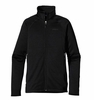 Patagonia Womens R1 Full-Zip Jacket Black