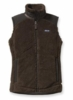 Patagonia Womens Retro-X Fleece Vest Dark Walnut (Autumn 2014)