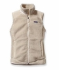 Patagonia Womens Retro-X Vest Natural (Autumn 2014)