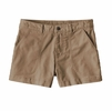 Patagonia Womens Stand Up Shorts Mojave Khaki