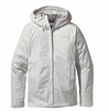 Patagonia Womens Torrentshell Jacket Birch White (Spring 2014)
