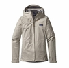 Patagonia Womens Torrentshell Jacket Bleached Stone