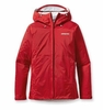 Patagonia Womens Torrentshell Jacket Cochineal Red