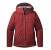 Patagonia Womens Torrentshell Jacket Drumfire Red