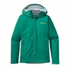 Patagonia Womens Torrentshell Jacket Emerald