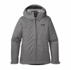 Patagonia Womens Torrentshell Jacket Feather Grey