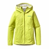 Patagonia Womens Torrentshell Jacket Mayan Yellow