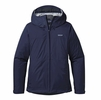 Patagonia Womens Torrentshell Jacket Navy Blue