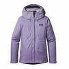 Patagonia Womens Torrentshell Jacket Petoskey Purple