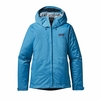 Patagonia Womens Torrentshell Jacket Radar Blue
