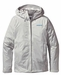 Patagonia Womens Torrentshell Jacket Tailored Grey