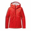 Patagonia Womens Torrentshell Jacket Turkish Red