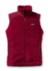 Patagonia Womens Retro-X Fleece Vest Wax Red