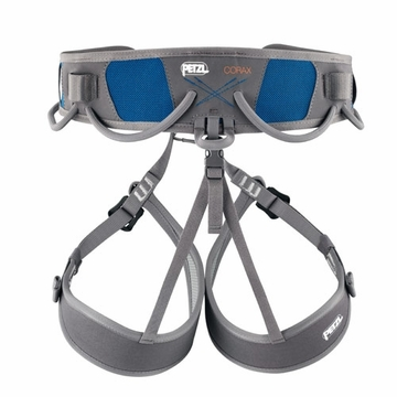 Petzl Corax Harness Blue