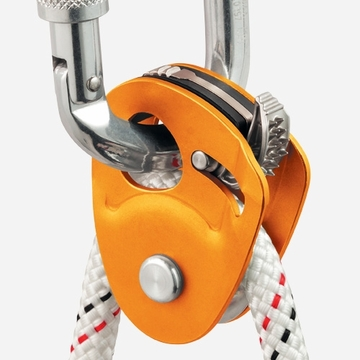 Petzl Micro Traxion Pulley Rope Grab