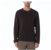 Prana Mens Sherpa Crew Brown