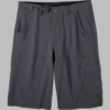 Prnaa Mens Stretch Zion Short Charcoal (Spring 2014)