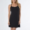 Prana Womens Quinn Dress 'Short' Length Black