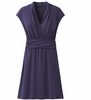 Prana Womens Berry Dress Indigo