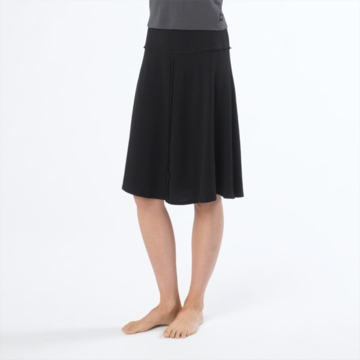 Prana Womens Dahlia Skirt Black