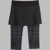 Prana Womens Darci Skirted Knicker Coal (Spring 2014)