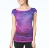 Prana Womens Electra T Boysenberry