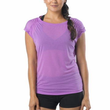 Prana Womens Electra T Dewberry