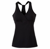 Prana Womens Hope Top Black Large