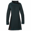 Prana Womens Kelland Dress Deep Teal