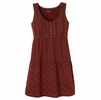 Prana Womens Kendall Dress Raisin
