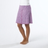 Prana Womens Leanne Skirt Boysenberry