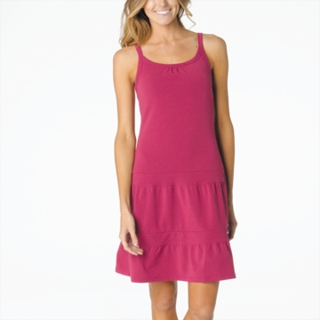 Prana Womens Lexi Dress Boysenberry
