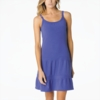 Prana Womens Lexi Dress Sail Blue