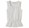Prana Womens Lizzy Top White