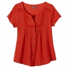 Prana Womens Lucy Top Fireball