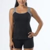 Prana Womens Marla Top Black