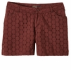 Prana Womens Michelle Short Raisin