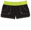 Prana Womens Millie Boardshort Black
