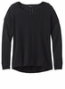 Prana Womens Parker Sweater Black