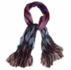 Prana Womens Sasha Scarf Plum Red
