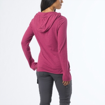 Prana Womens Tanya Top Boysenberry (Spring 2014)
