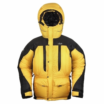 Rab Expedition Jacket Gold (Autumn 2013)