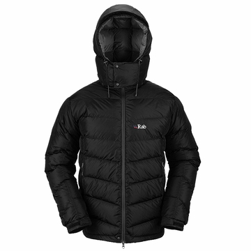 Rab Mens Ascent Jacket Black (Autumn 2013)