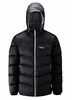 Rab Mens Ascent Jacket Black/ Zinc